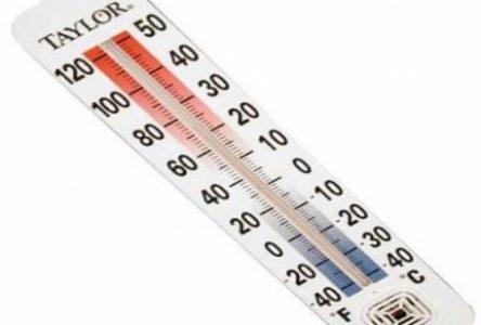 La chaleur a fait défaut en juin