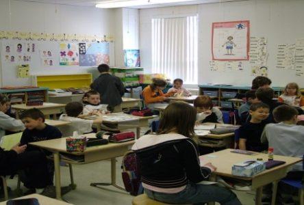 Une légère diminution des élèves en 2013-2014