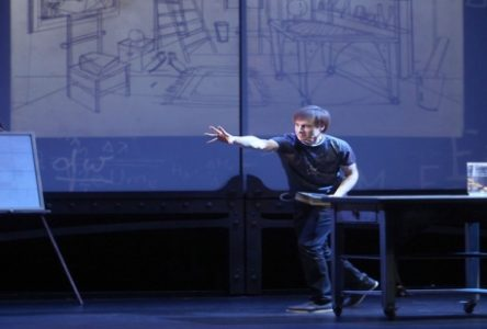 Luc Langevin fera plonger le public dans son univers