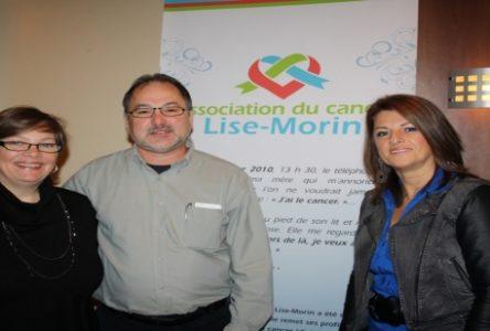 L'Association du cancer Lise-Morin vise les 25 000 $