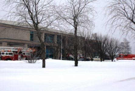 Le Centre des arts de  Baie-Comeau victime de dégâts d'eau