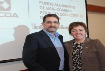 Deux projets financés par le Fonds pour les collectivités durables
