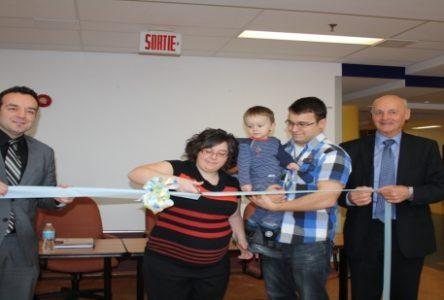 L'unité Centre mère-enfant et pédiatrie inaugurée