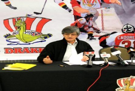 Hockey Junior Baie-Comeau redresse la situation financière
