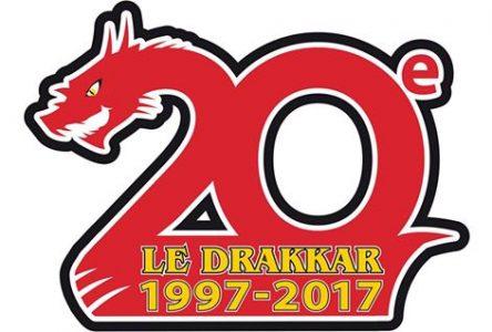 Le Drakkar réalise un grand coup pour son 20e anniversaire