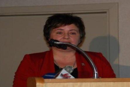 Christine Brisson sollicitera un deuxième mandat