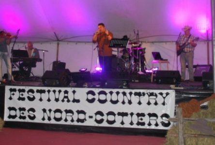 Festival country des Nord-Côtiers: la 7e édition est lancée!
