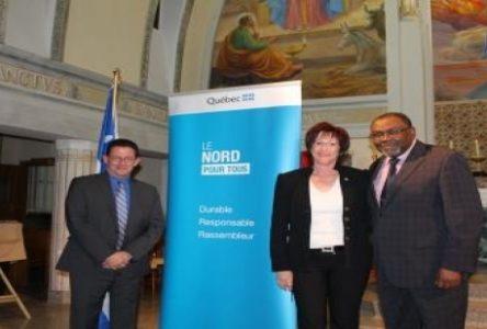 Québec investit 4,7 M$ en culture sur la Côte-Nord