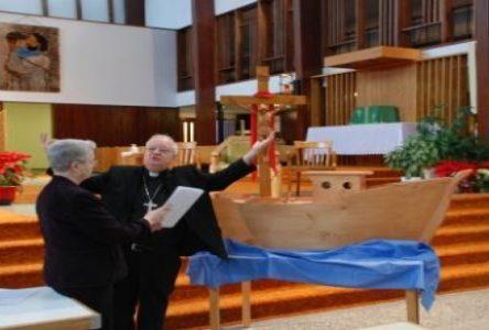 La Croix pèlerine fera le tour de la région