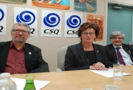 La CSQ veut revisiter la fiscalité au Québec