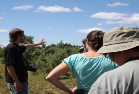 Les producteurs d'argousier se rencontrent à Chute-aux-Outardes