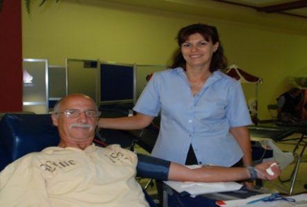 Collecte de sang : L'objectif est atteint dans les deux secteurs