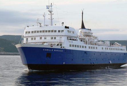 N.M. Camille-Marcoux : Une entreprise italienne construira le nouveau navire