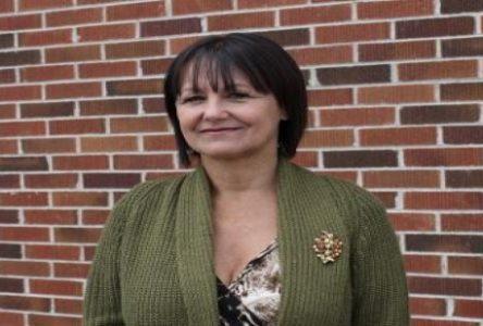 Candidate à la mairie de Baie-Trinité : Johanne Jourdain