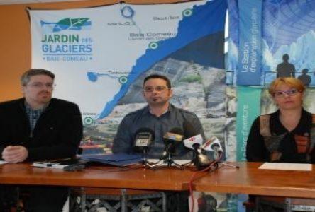 Jardin des glaciers : Une situation financière critique