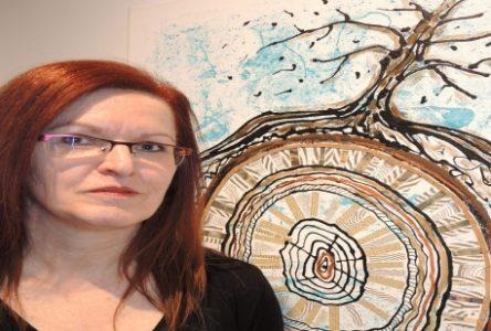 Marie-Nathalie Paré expose sa Psychothérapie