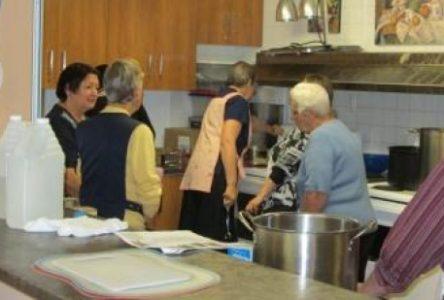 Le Centre de bénévolat offrira « Un chef à la maison »
