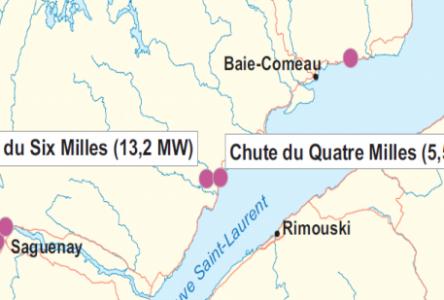 Québec met fin au projet de mini-centrales