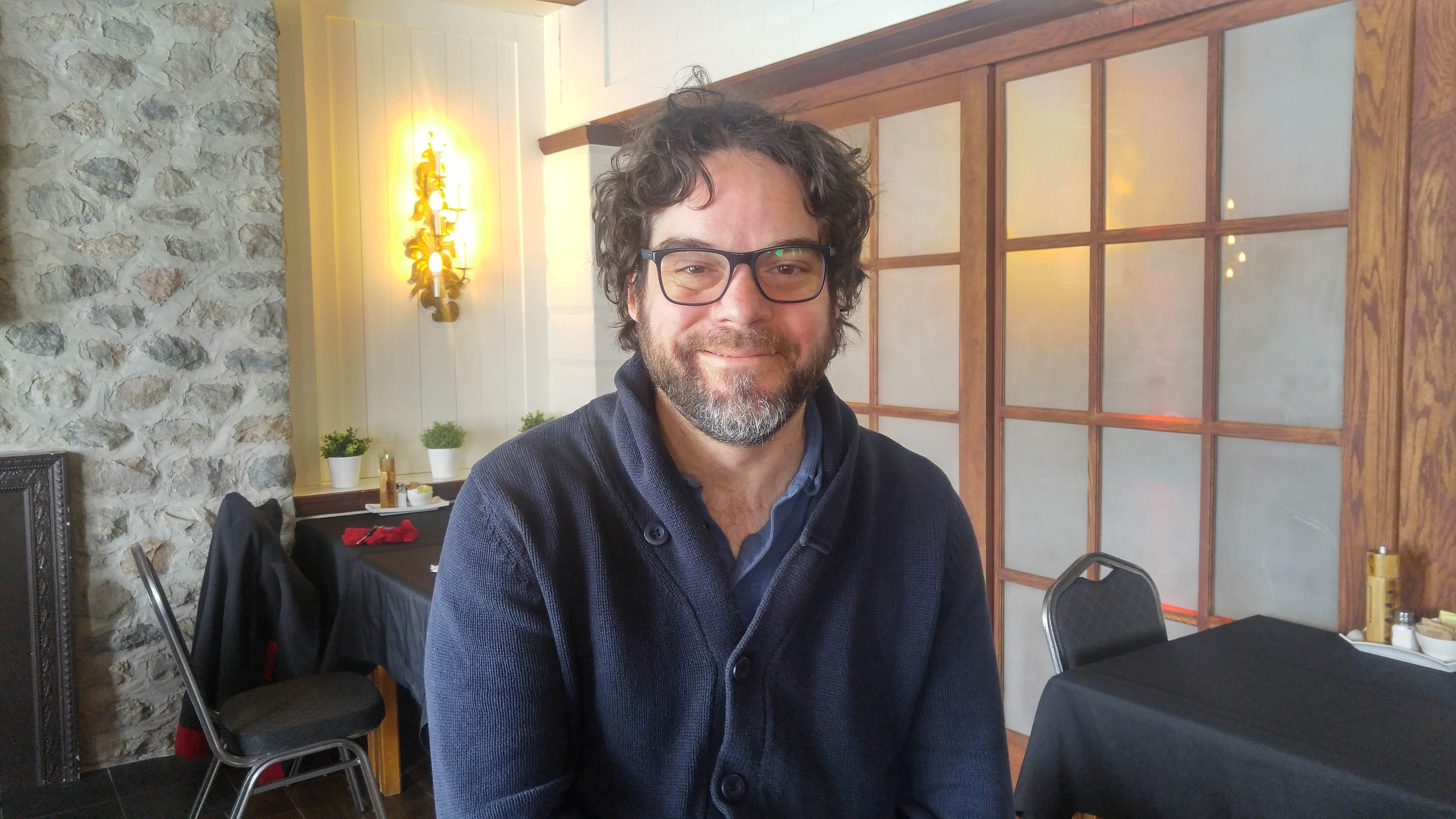 Cinoche prend son envol : un pur bonheur pour Pierre-Luc Brillant