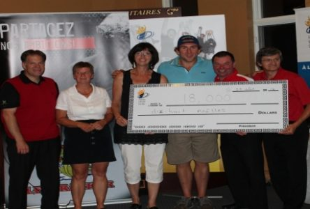 Une année record pour l'Omnium de golf du Drakkar