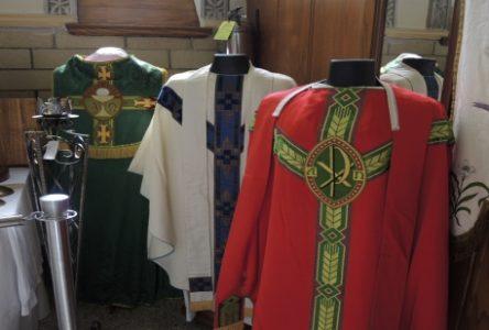 L'église Sainte-Amélie expose ses trésors cachés pour son 75e
