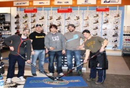 Ligue de roller-hockey Hockey Experts : Les inscriptions se prendront lundi soir prochain