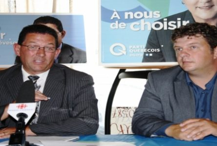 Marjolain Dufour lance sa campagne