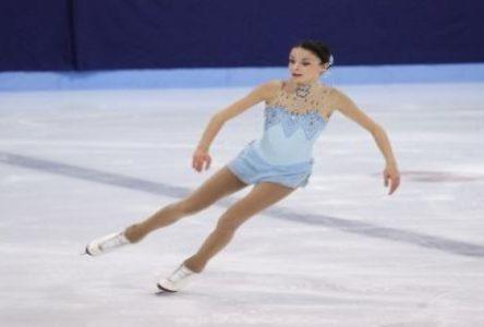 Emy Decelles réussit sa qualification pour les championnats canadiens
