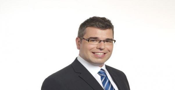 Pascal Chouinard est candidat libéral