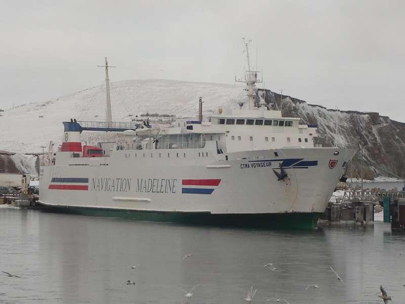 Vents et glaces mènent la vie dure au CTMA  Voyageur