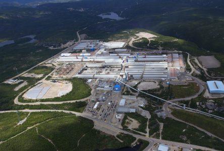 L'aluminium canadien est frappé d'une surtaxe de 10% aux États-Unis