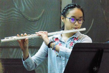Brianna Therriault en première partie des Jeunesses musicales