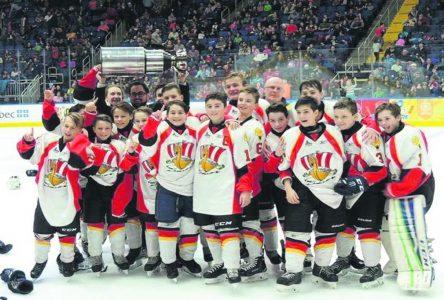 Les Nord-Côtiers couronnés champions provinciaux