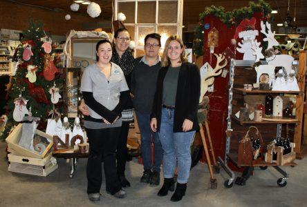 Le magasin Phase 2 dévoile sa collection hivernale