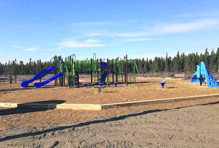 Pointe-Lebel se dote d'un nouveau parc familial