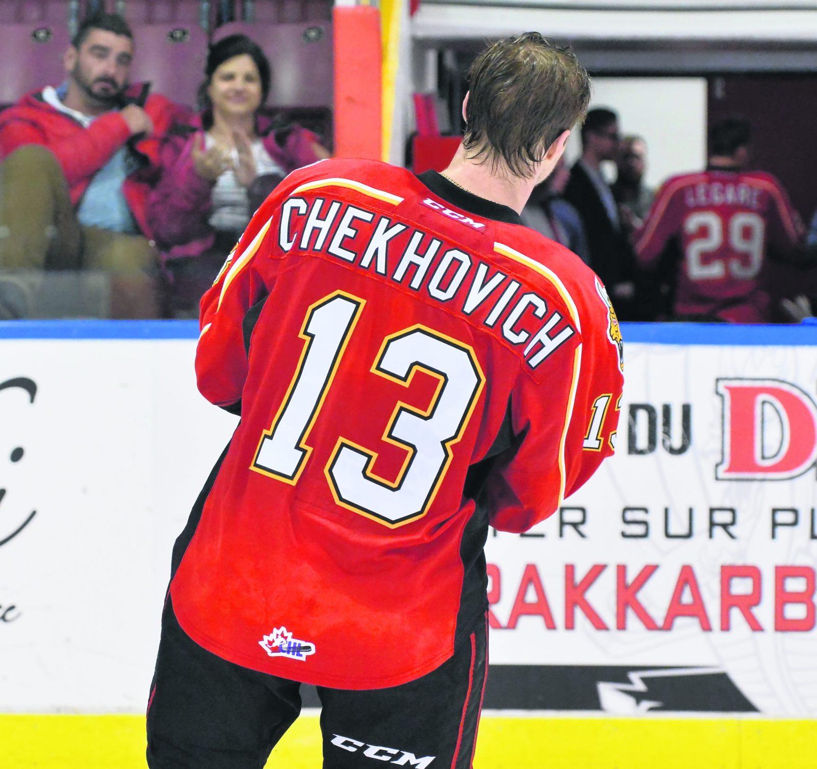 Ivan Chekhovich veut se rendre jusqu'au bout