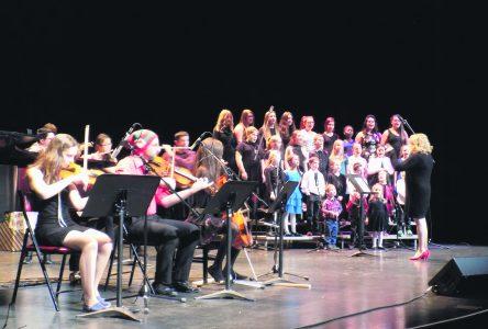 L'École de musique offre son concert de Noël