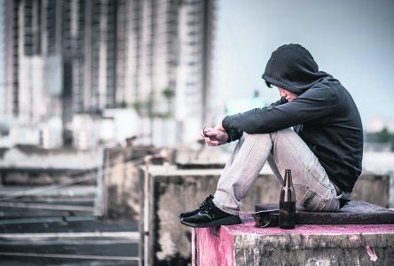 Mais leur santé mentale va moins bien – Les adolescents nord-côtiers moins portés vers la drogue et l'alcool