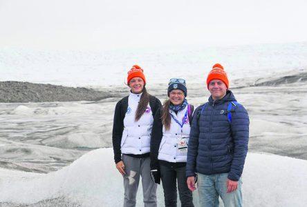 À la recherche d'un trio de jeunes pour Students on ice