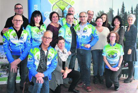 La Randonnée Vélo-Vallée veut amasser 45 000 $ en 2019