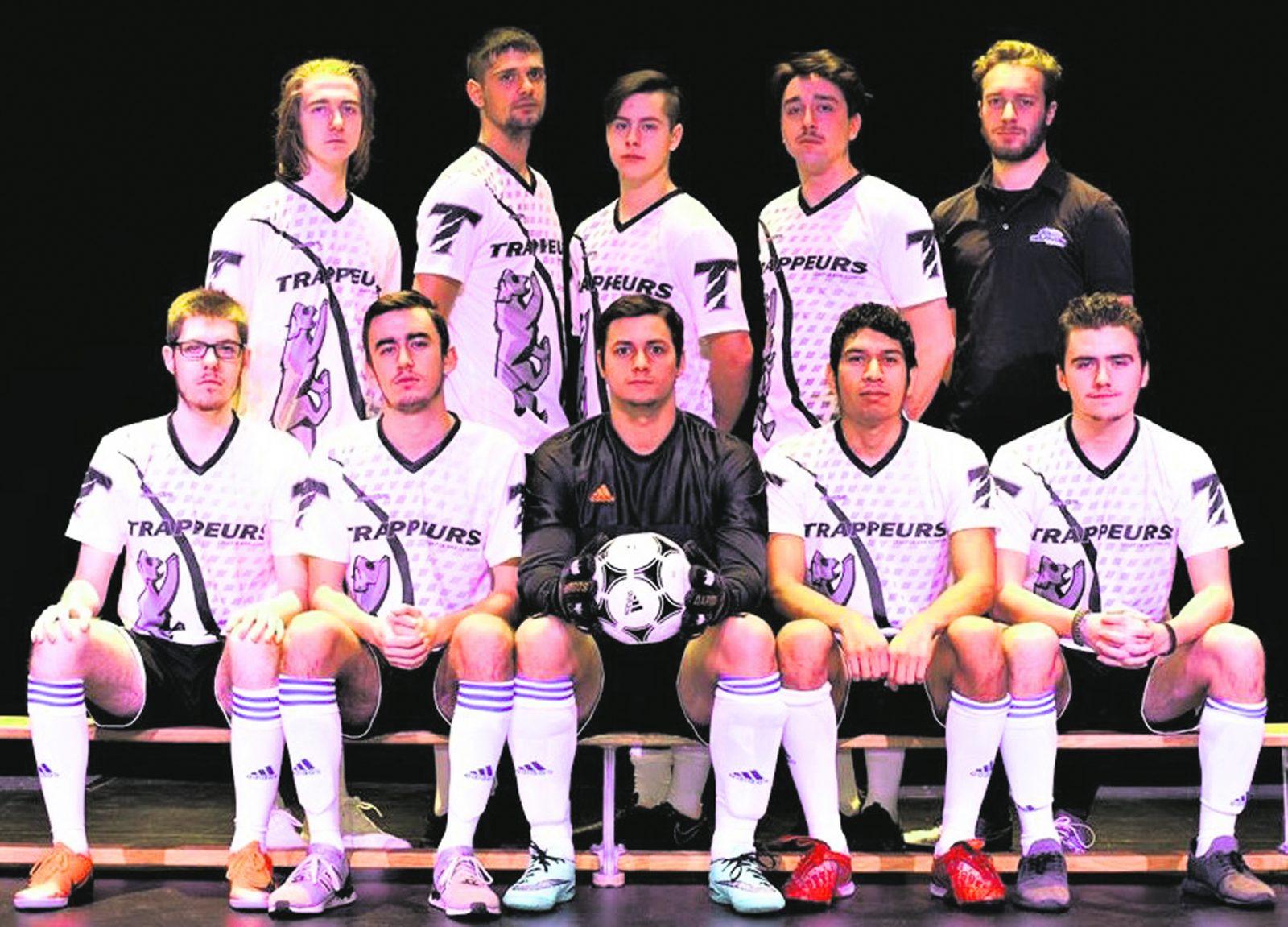 Soccer collégial – Les Trappeurs complètent un voyage payant à Victoriaville
