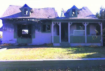 La cause de l'incendie de Charles-Guay est difficile à cerner