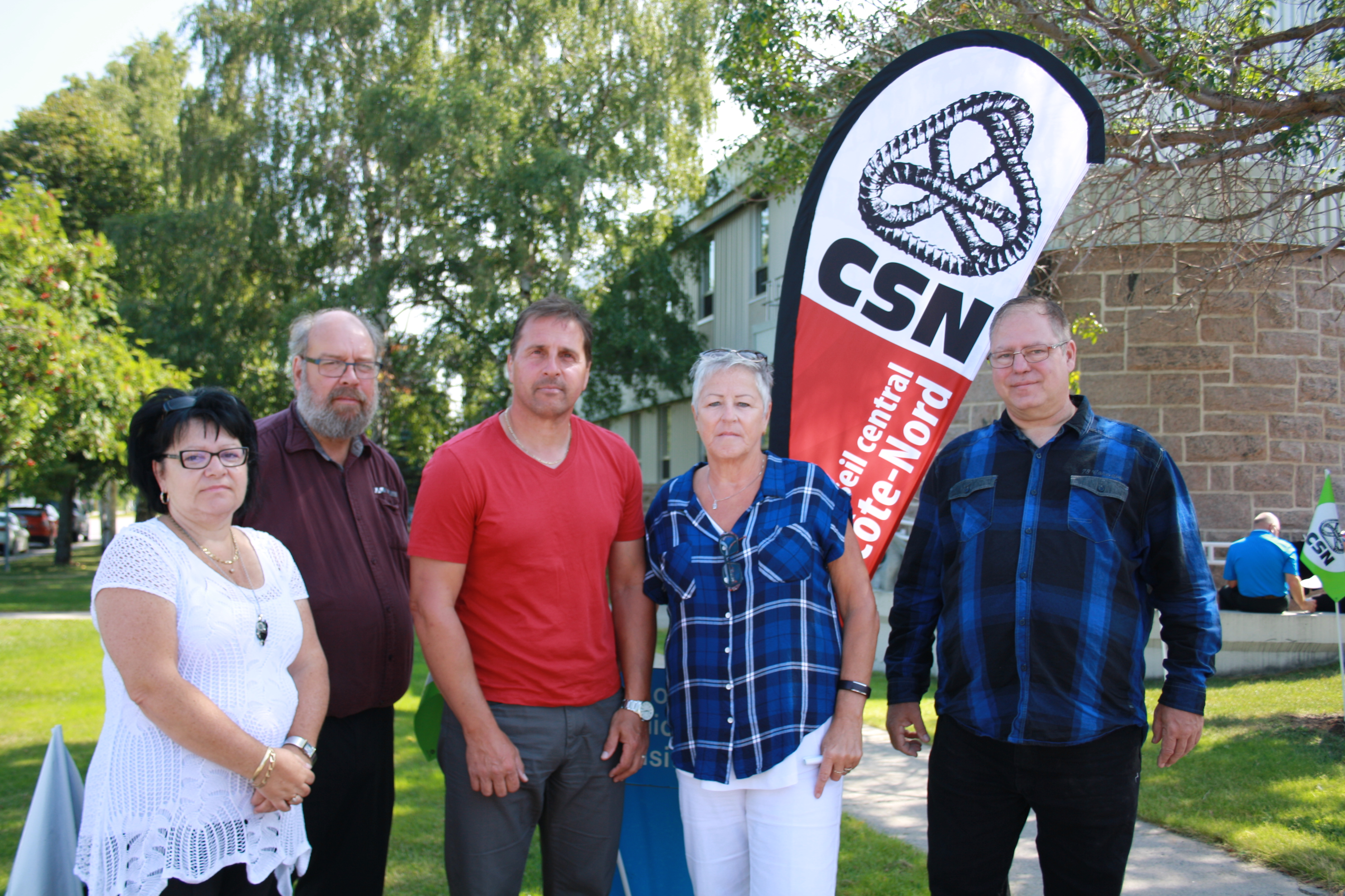 Arrêts de travail : les employés du CISSS lancent un cri d'alarme