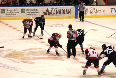 Fini le hockey midget espoir sur la Côte-Nord!