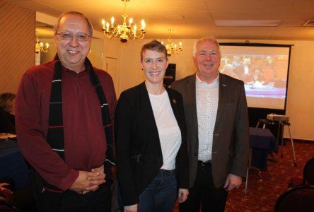 Ligne Micoua-Saguenay : les organismes économiques de la région y voient une menace