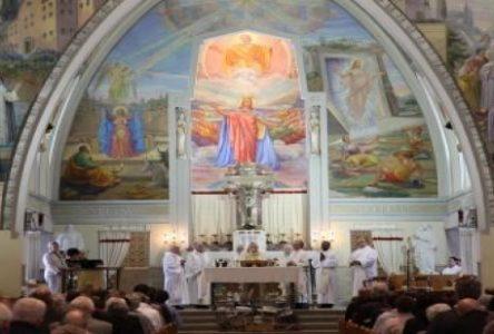 Un succès retentissant pour le 75e de l'église Sainte-Amélie
