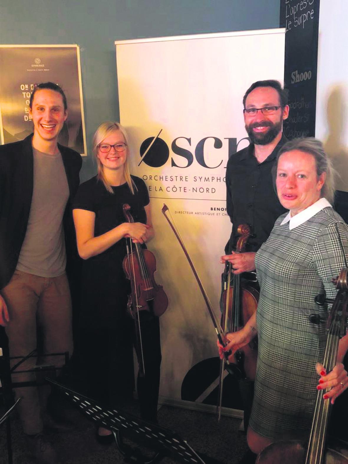 Pour sa saison 2018-2019, l'Orchestre symphonique mise sur Mozart et le cinéma