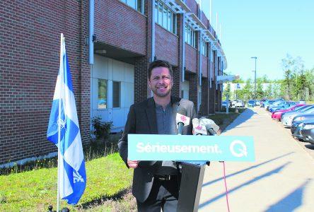 Martin Ouellet défend les services de proximité