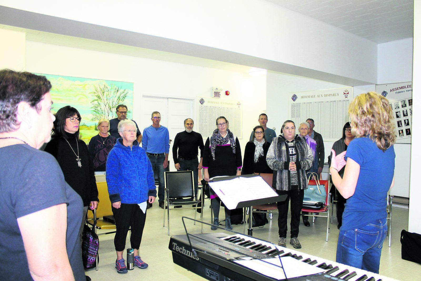 La Chorale Ste-Amélie lance sa 48e saison