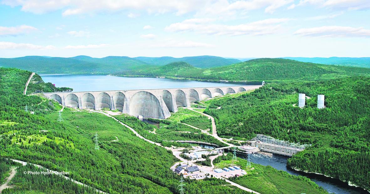 L'attraction des barrages auprès des touristes ne se dément pas